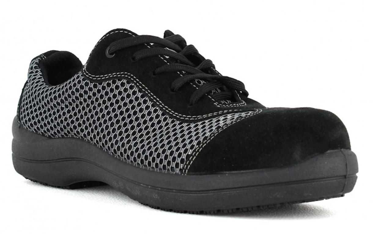 2a64235aa4c9c2 Le modèle de chaussure de sécurité pour femme Reseda lemaitre est ...