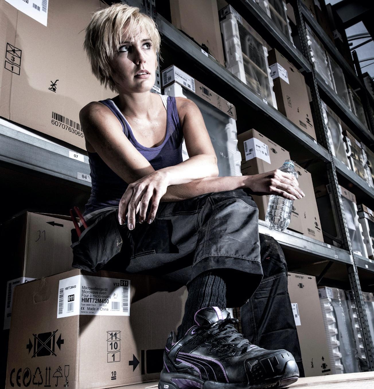 TOP 5 des chaussures de sécurité pour femme Lisablog
